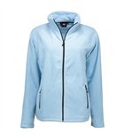 DamenMicrofleece Cardigan, Shirts and Jackets, (713021100)