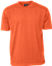 Orange T-Shirt - herre, Prowear (815021100)