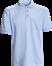 Lyseblå  Herre Polo Shirt m. brystlomme, Basic (825012100)