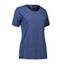 Blå melange T-Shirt - dame, Prowear (725008100)