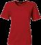 Rød T-Shirt - dame, Prowear (725008100)