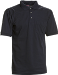 Herre Polo Shirt m. brystlomme, Basic (825012100)