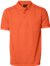 Orange Polo Shirt m. brystlomme, herre, Prowear (825028100)
