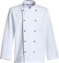 Chef-kokkejakke med manchet og piping, Pipe (201082100)