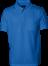 Azurblå Polo Shirt m. brystlomme, herre, Prowear (825028100)