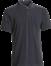 Koksgrå  Herre Polo Shirt m. brystlomme, Basic (825012100)