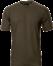 Oliven T-Shirt - herre, Basic (815010100)
