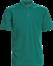 Grøn  Herre Polo Shirt m. brystlomme, Basic (825012100)