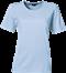 Lyseblå T-Shirt - dame, Prowear (725008100)