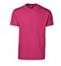 Pink T-Shirt - herre, Basic (815010100)