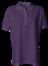 Lilla Polo Shirt u. brystlomme, dame, Prowear (725009100)