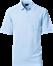 Lyseblå Polo Shirt m. brystlomme, herre, Prowear (825028100)